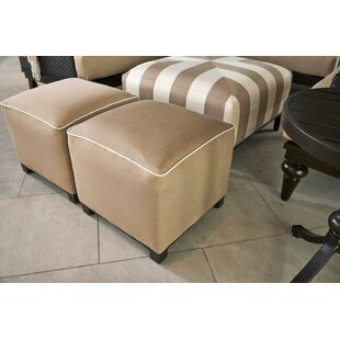 Peak Season Inc. Upholstered Ottoman