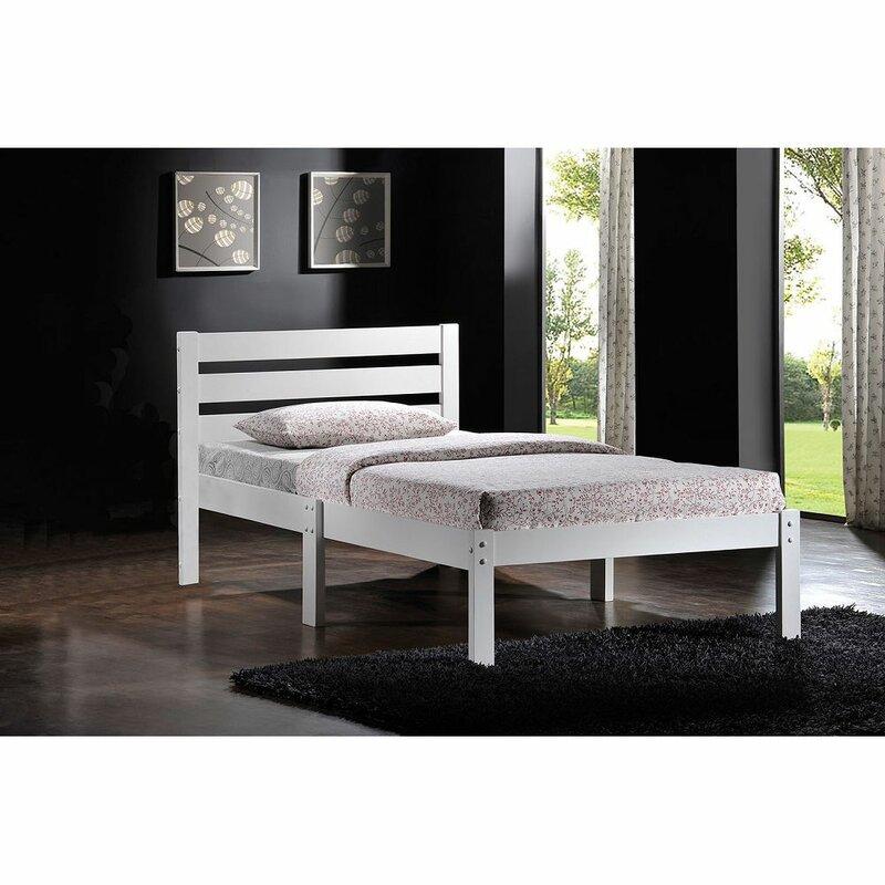 Red Barrel Studio Palmira Full Double Low Profile Platform Bed Wayfair