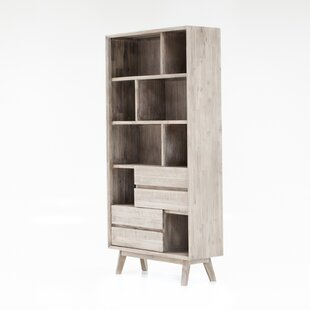 Online Reviews Britton Standard Bookcase by Union Rustic