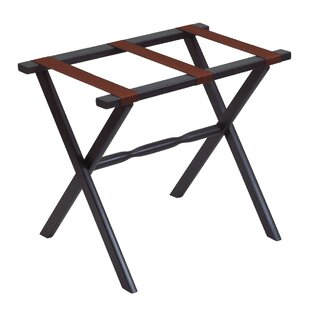 Best Price 1020 Series Straight Leg Luggage Rack ByGate House Furniture