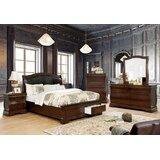Amily Queen 5 Piece Bedroom Set by Canora Grey