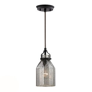 Laurel Foundry Modern Farmhouse Orofino 1-Light Cone Pendant