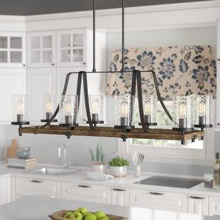 Zaria 8-Light Kitchen Isla..
