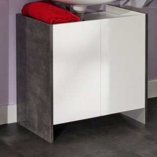 60cm Free-standing Under Sink Storage Unit By Mercury Row
