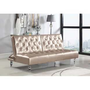 North Andover Convertible Sofa by Everly Quinn