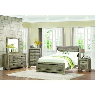 Loon Peak Henry Panel Configurable Bedroom Set