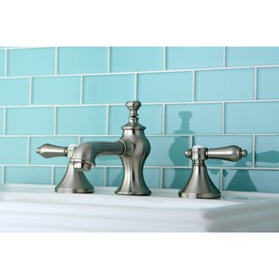Bel Air Widespread Bathroom Faucet with Drain Assembly ByKingston Brass