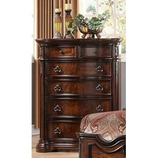 Astoria Grand Fletcher 5 Drawer Chest