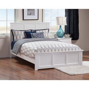 Alanna Panel Bed