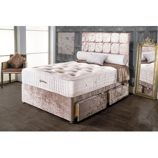 Goff Pocketsprung Divan Bed By Rosdorf Park