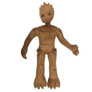 Marvel Guardians of the Galaxy Plush Groot Bed Rest/Backrest Pillow