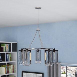 Trent Austin Design Myra 5-Light Shaded Chandelier