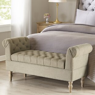Ophelia & Co. Morel Upholstered Bench
