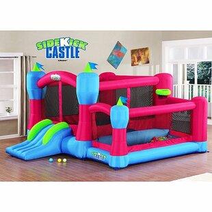 Blast Zone Sidekick Castle Bounce House
