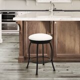 Duclos Bar & Counter Swivel Stool by Darby Home Co