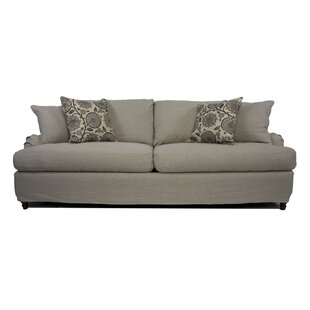Seacoast T Cushion Sofa Slipcover Set