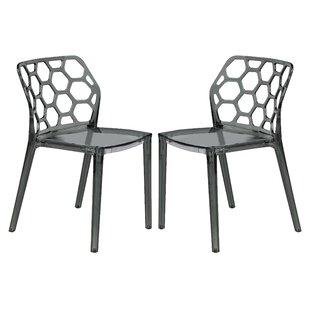 LeisureMod Dynamic Side Chair (Set of 2)