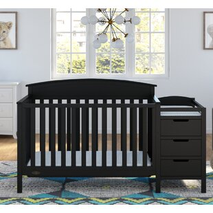 Graco Benton 4-in-1 Convertible Crib and Changer by Graco