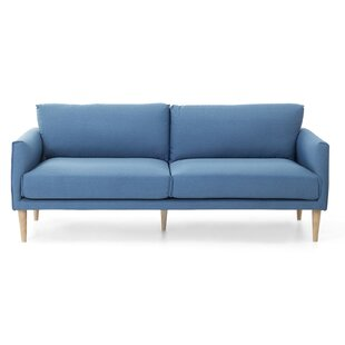 Best Reviews Pasala 3 Seater Standard Sofa by Home Loft Concepts