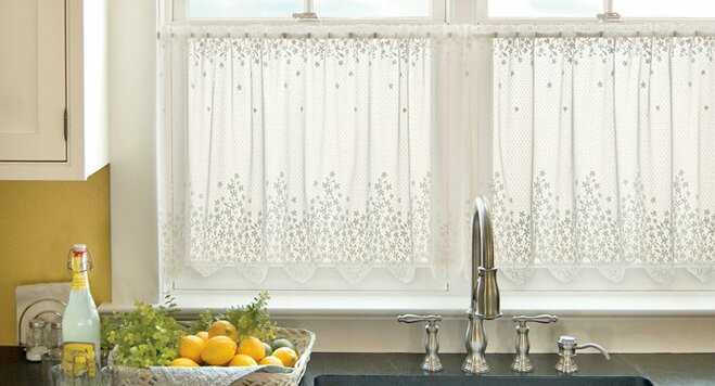 Our Favorite Kitchen Curtains | Wayfair