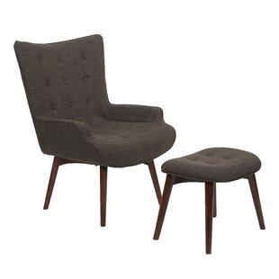 Westberry Lounge Chair by Mercury Row
