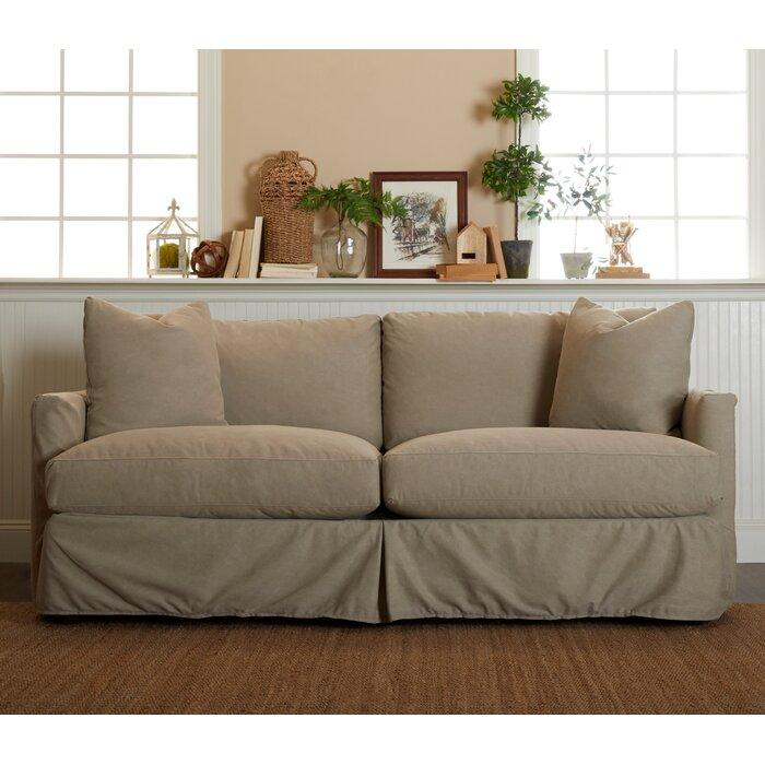 Madison Slipcovered Sofa