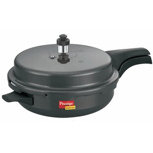 Hard Anodised Pan Pressure Cooker