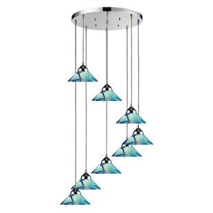 Karlov 8-Light Pendant by Ebern Designs