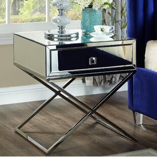 Katondra End Table by Everly Quinn