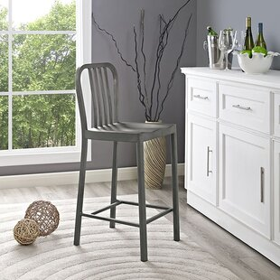 Chime 26 Bar Stool Modway