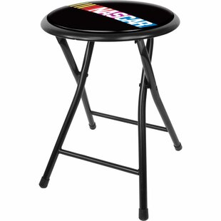 NASCAR 18 Bar Stool by Trademark Global