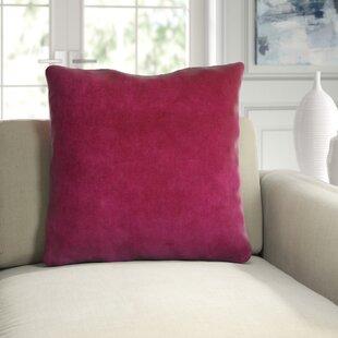 Cora Velvet Throw Pillow