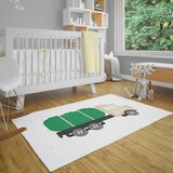 5 X 8 Car Truck Train Area Rugs You Ll Love In 2021 Wayfair