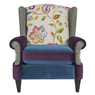 Masaitis Wingback Chair By Rosalind Wheeler