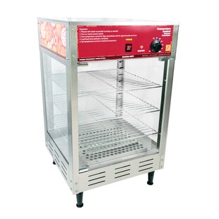 Hot Food Humidified Display Cabinet
