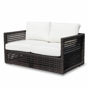 Marianna Loveseat with Cushions by Bay Isle Home