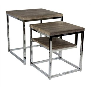 Mckittrick 2 Piece Nesting Tables