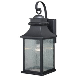 Charlton Home Czajkowski Outdoor Wall Lantern