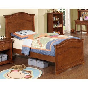 Affordable Vernell Panel Bed ByHarriet Bee