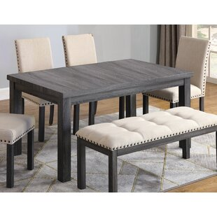 Raunds Dining Table by Gracie Oaks Wonderful