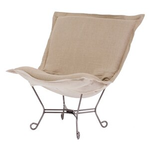 Babcock Natural Lounge Chair by Red Barrel S..