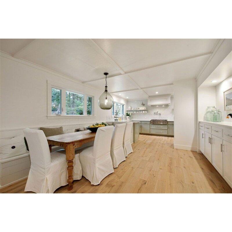 "Brady French 6"" Solid Oak Hardwood Flooring"