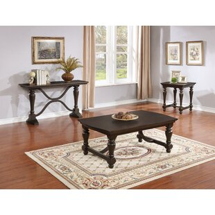 Darby Home Co Koehl 3 Piece Coffee Table Set