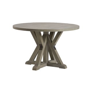YoungHouseLove Trestle Dining Table