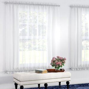 forrester single curtain panel