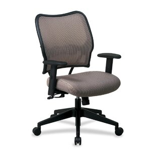 OSP Furniture Mid-Back Mesh Desk Chair
