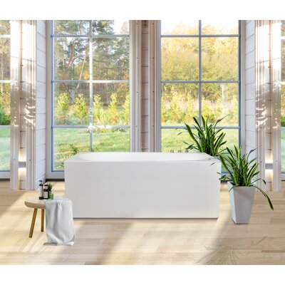 Find The Perfect Square Bathtubs Wayfair