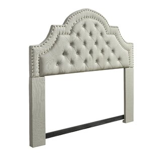 Savings Dirk Upholstered Panel Headboard by One Allium Way