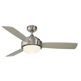 Modern contemporary ceiling fan without light allmodern save to idea board aloadofball Images