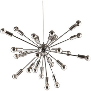 Latitude Run Satterfield 24-Light Chandelier